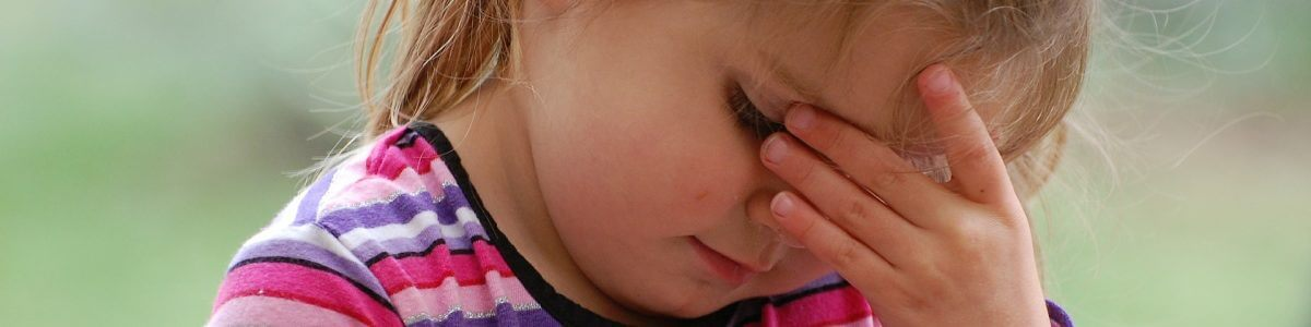 Thoughts on 2-year-old temper tantrums during lockdown
